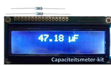 Onwijs Capaciteitsmeter-kit FE-91